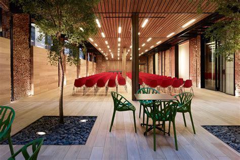nouveaux bureaux nouveaux bureaux pour la fondation botín à madrid yookô