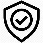 Security Badge Svg Icon Shield Secure Favorite
