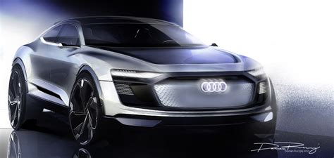 Audi's New Electric Car Concept Is Pretty Obviously From