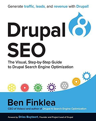 seo search engine optimization step by step drupal 8 seo the visual step by step guide to drupal