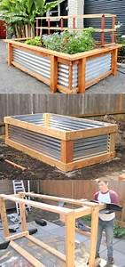 28 Best Diy Raised Bed Garden Ideas  U0026 Designs