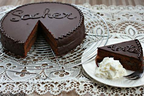 sachertorte recette du plus c 233 l 232 bre g 226 teau au chocolat autrichien cook