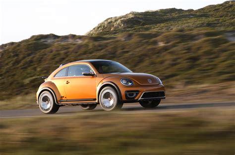 Volkswagen Beetle Dune Confirmed For Production