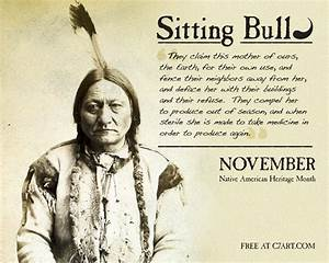 Sitting Bull Qu... Sioux Chief Quotes