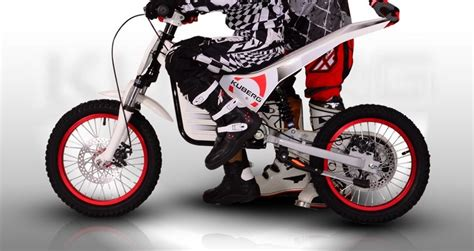 The Kuberg Trial E, An Electric Trial Bike For Kids