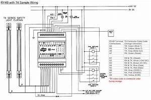 Light Curtain Safety Relay Wiring