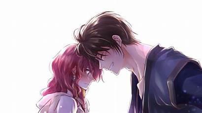 Yona Dawn Anime Hak Akatsuki Shi Shen