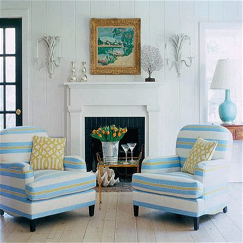 interior decorating with sky blue color for spacious look