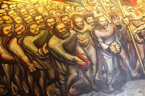David Alfaro Siqueiros Murales Importantes by Comunidades De Poblaci 243 N En Resistencia C P R Urbana