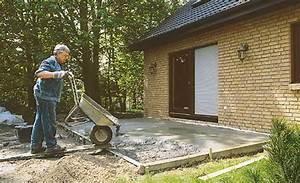 Betonboden Selber Machen : fundamente ~ Michelbontemps.com Haus und Dekorationen