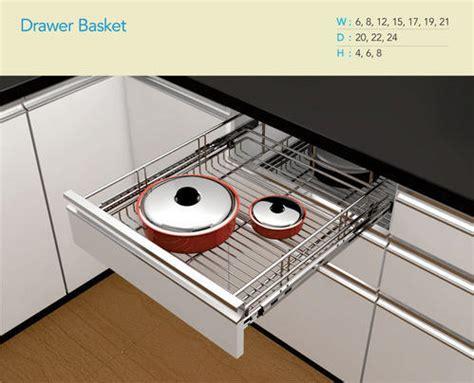 ss kitchen basket   drawer kitchen basket