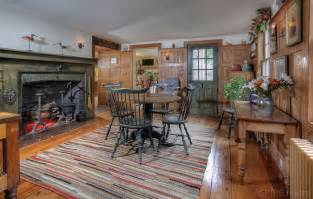 Colonial Home Interiors American Colonial Home Design Traditional Interior Design Breakfast Room Dining Room