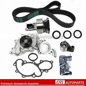 Toyota 3 0l Timing Kit Water Pump Seals 3vze V6 Engine