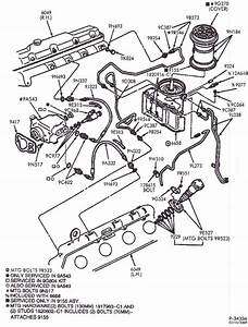 73 Powerstroke Fuel Line Diagram