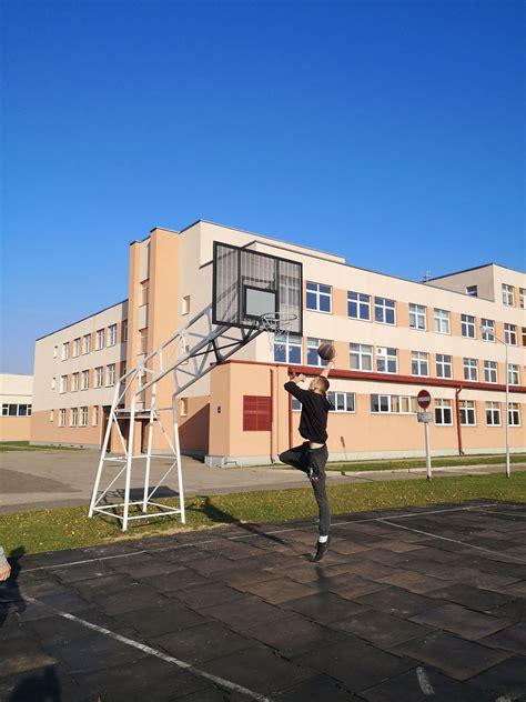 Basketbols svaigā gaisā - Krāslavas novads portāls