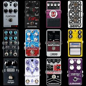 Best Phaser Pedals  Top 10 Phaser Effect Pedal Buying
