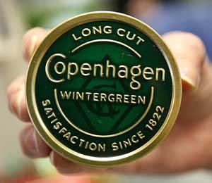 altria expects big impact  copenhagen wintergreen