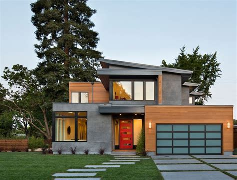 Fashionable Modern Contemporary House Plans — Modern House