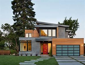 Fashionable Modern Contemporary House Plans — MODERN HOUSE ...