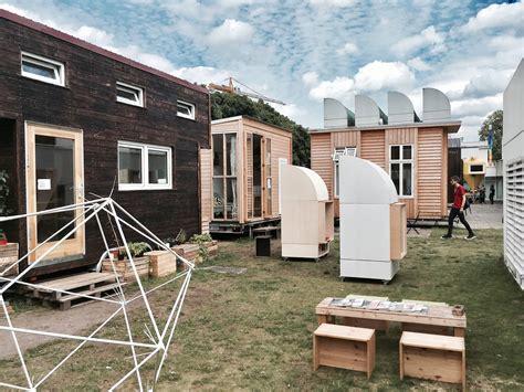 Tiny Häuser Einrichten by Neue Tinyhouses Auf Dem Bauhaus Cus 220 Bernachten In