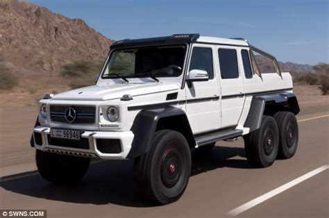 mercedes benz jeep 6 wheels forget your 4x4 it 39 s time for the six by six mercedes