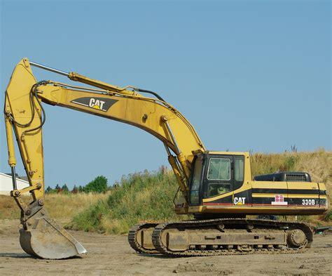 filecaterpillar  hydraulic excavator side hillsboro