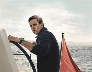 Eddie Redmayne Fronts Omega Campaign As Seamaster Aqua