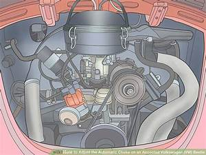 How To Adjust The Automatic Choke On An Aircooled