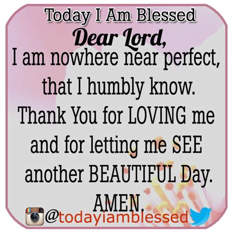 Thank U God For Another Day Quotes