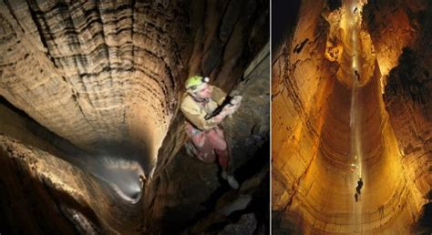krubera cave  worlds deepest cave