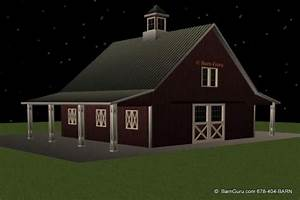 28 best images about barn plans organization on With 24x40 pole barn plans