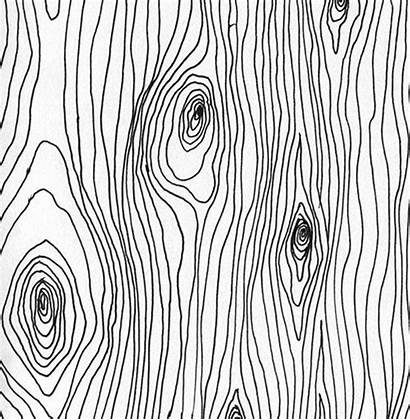 Curves Wood Grain Drawing Sketch Draw Patterns