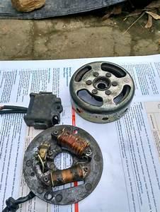 Jual Pengapian Magnet Cdi Rx King Original Yamaha Buat