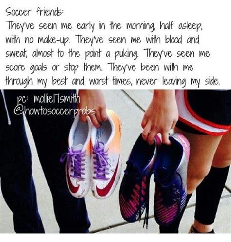 best friend soccer quotes
