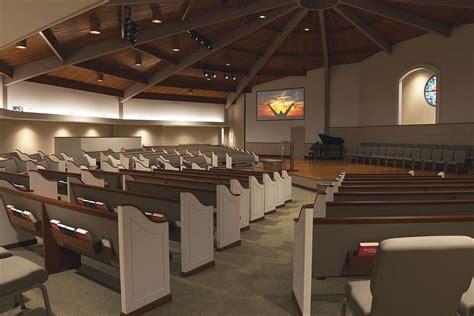 contemporarymodern renovations church sanctuary