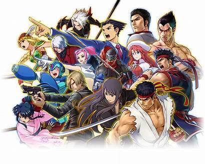 Zone Project Characters Namco Bandai Character Cross