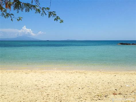 Road Trip Burot Beach In Calatagan, Batangas  The Poor