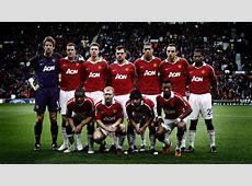 Equipo del Manchester United HD FondosWikicom