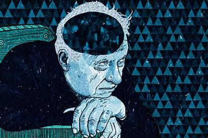 Alzheimer Disease Money Sign Understanding Balance Bank