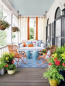 8 budget-friendly spring front porch decor ideas