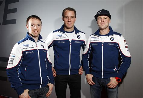 Tyco Bmw Launch British Championship Team At London Bike