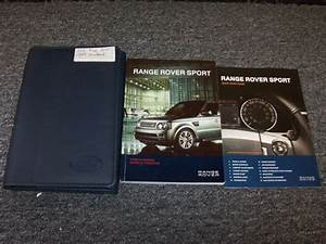 2006 Range Rover Sport Owners Manual Set 06  Case Hse Sc