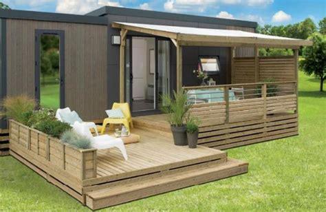 comment aménager une terrasse extérieure terrasse couverte bois