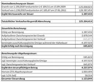 Kfz Berechnen : abgeltungssteuer berechnen kfz versicherung ~ Themetempest.com Abrechnung
