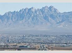 Organ Mountains City to Sky Aerial Tour Monuments 2