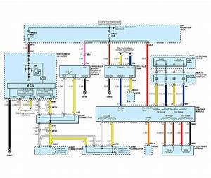 Kia Optima  Circuit Diagram  1
