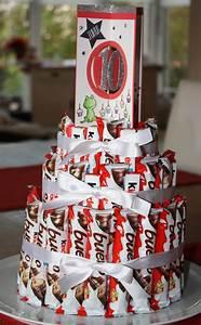Torte Zum 50 Geburtstag Selber Machen : bueno torte zum kindergeburtstag ~ Frokenaadalensverden.com Haus und Dekorationen