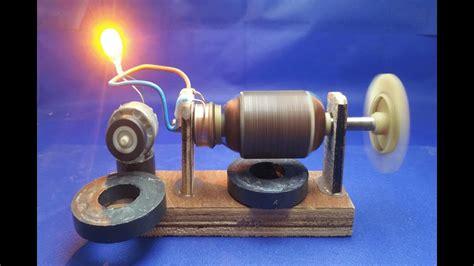 Dynamo Electric Motor by Free Energy Generator Dc Motor With Dynamo Diy