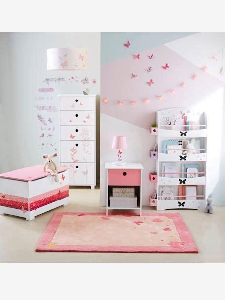 Kinderzimmer Junge Vertbaudet by Vertbaudet Kinderzimmer Teppich Quot Schmetterlinge Quot In Rosa
