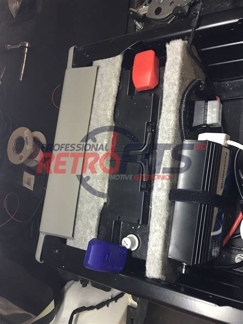 split charging systems vw